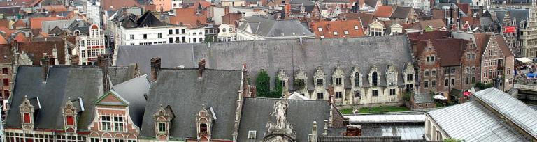 Ghent, in Belgium. Road toll to be started.