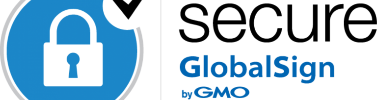a global sign trust seal for security