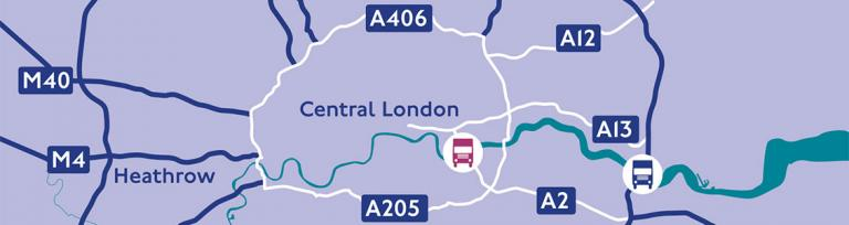 TFL maximum height tunnels